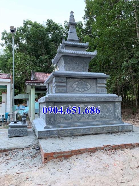 Địa chỉ bán, làm mộ tháp đá phật giáo đẹp tại Tiền Giang