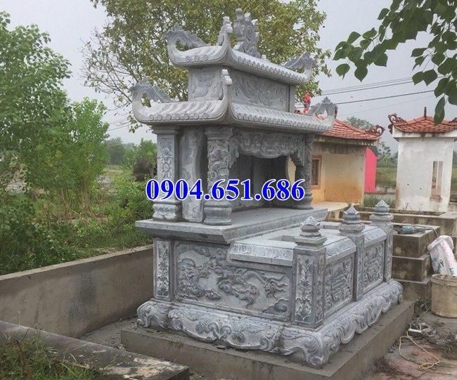 Địa chỉ bán mộ đá đôi gia đình đẹp tại Phú Thọ uy tín chất lượng
