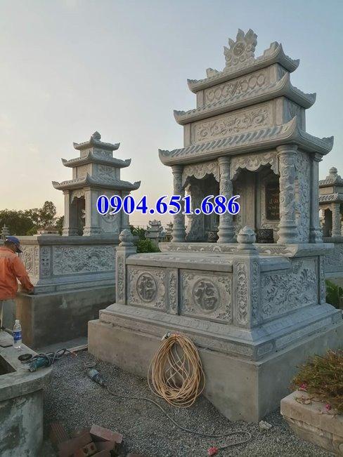 Địa chỉ bán, xây mộ đôi bằng đá đẹp tại Sơn La