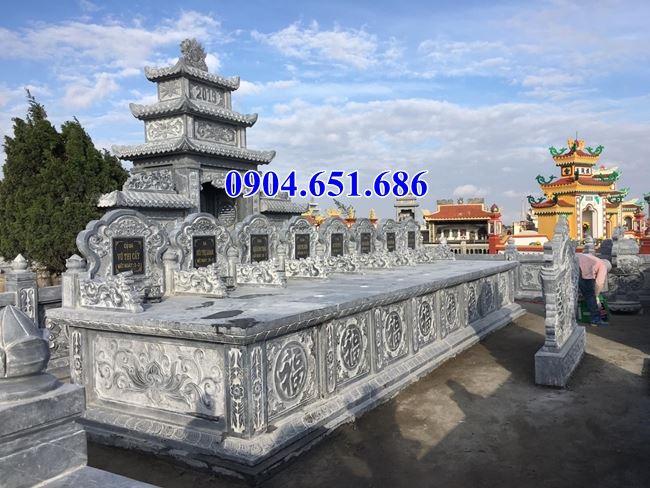 Địa chỉ bán, xây mộ đôi gia đình đẹp tại Hà Giang