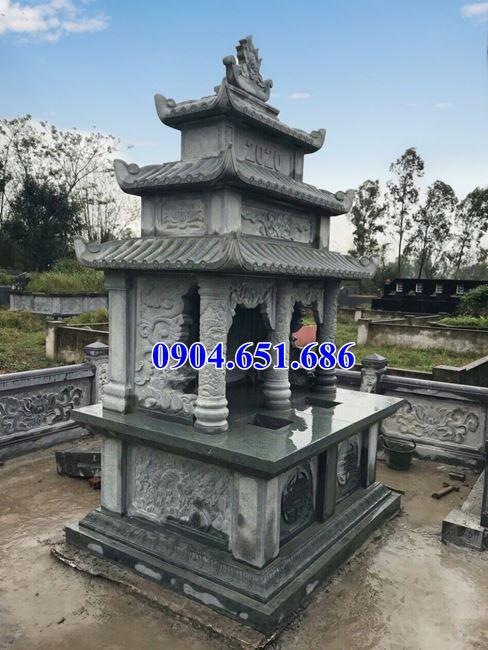 Bán mộ đôi gia đình bằng đá tại Phú Thọ