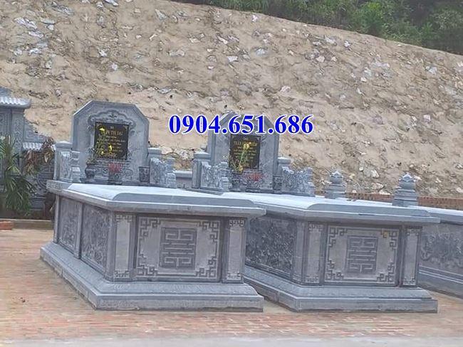 Báo giá mộ đá đôi đẹp bán tại Phú Thọ