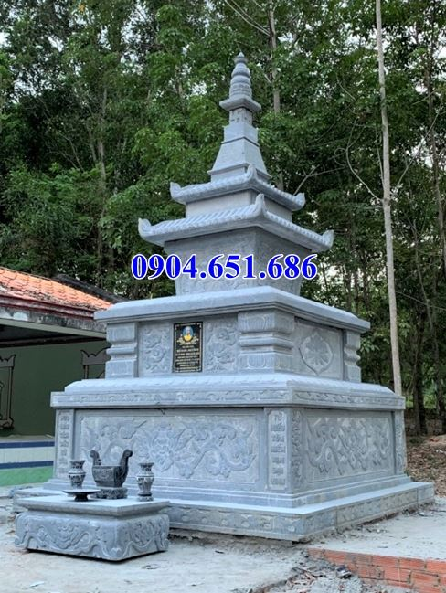 Bảo tháp phật giáo tại Sài Gòn