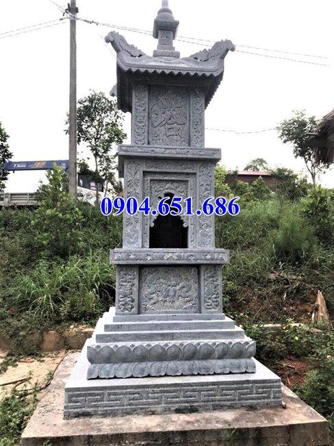 Giá bán mộ đá tháp để tro cốt ở Bạc Liêu