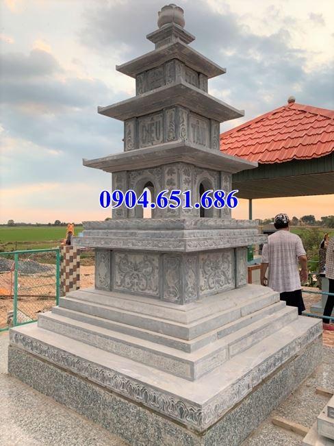 Giá bán mộ tháp đá tại Cần Thơ