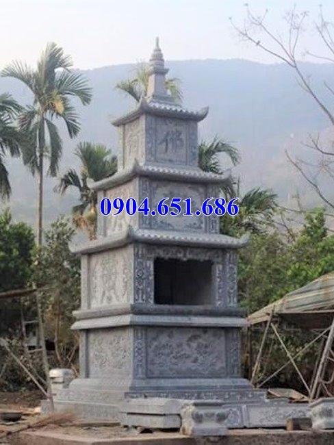 Giá bán, xây mộ tháp đá phật giáo để tro cốt ở Sài Gòn