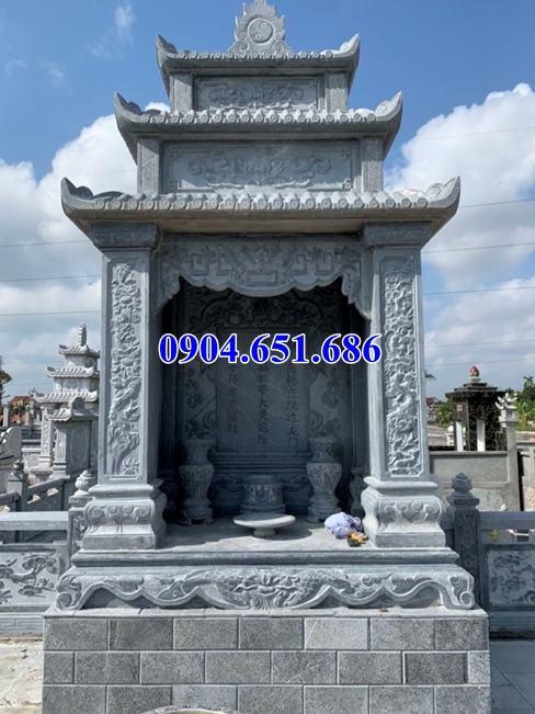 Mẫu am thờ thần linh bán tại Vĩnh Long Đồng Tháp – Am thờ lăng mộ đá
