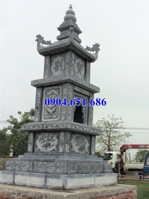 Xây mẫu bảo tháp phật giáo để tro cốt, hài cốt đẹp ở Sài Gòn giá rẻ