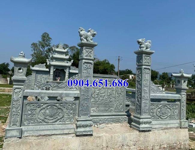 Địa chỉ bán, làm lăng mộ đá, khu nhà mồ tại Vĩnh Long uy tín chất lượng