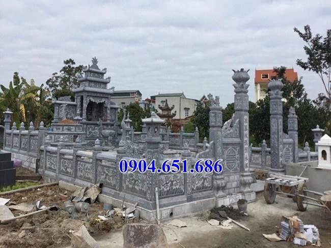 Địa chỉ bán, làm lăng mộ đá, nghĩa trang gia đình tại Bà Rịa Vũng Tàu uy tín chất lượng