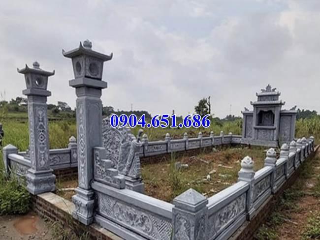 Địa chỉ bán, làm lăng mộ đá, nghĩa trang gia đình tại Bình Thuận uy tín chất lượng