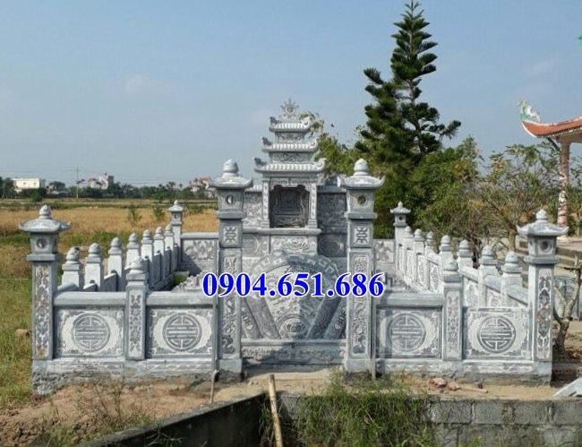 Địa chỉ bán, làm lăng mộ đá, nghĩa trang gia đình tại Tây Ninh uy tín chất lượng