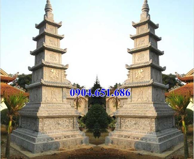 Địa chỉ bán, làm mộ tháp đá đẹp tại Gia Lai uy tín chất lượng