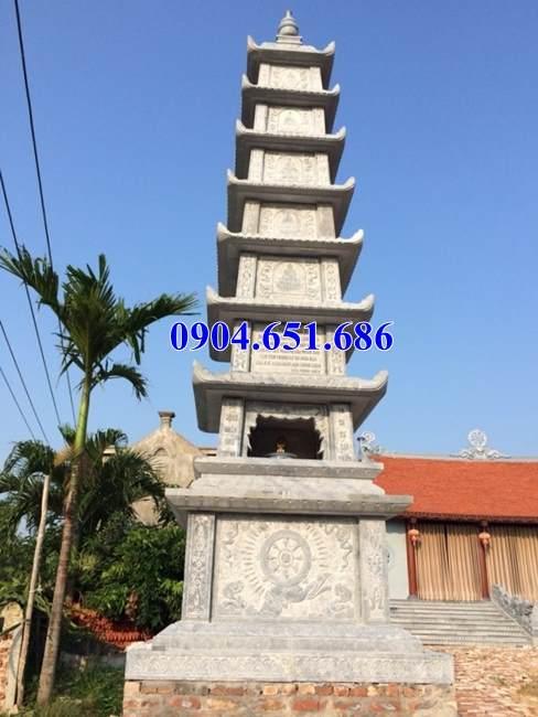 Địa chỉ bán, xây bảo tháp đá phật giáo đẹp tại Tây Ninh uy tín chất lượng