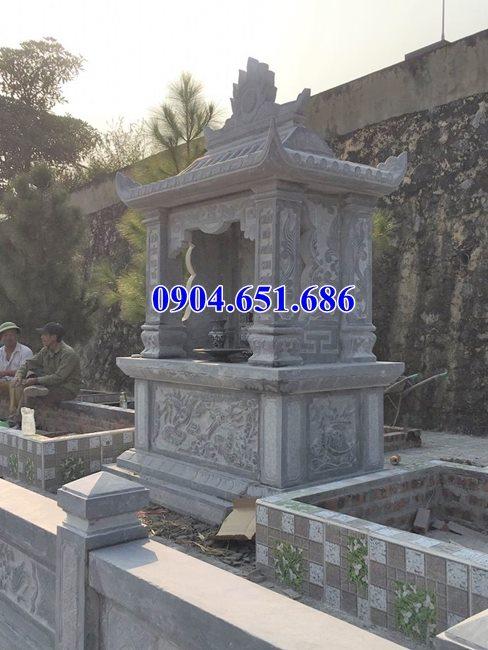 Địa chỉ bán, xây lăng mộ đá để tro cốt tại Bạc Liêu uy tín chất lượng