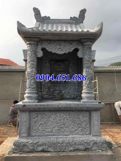 Địa chỉ bán, xây lăng mộ đá để tro cốt tại Trà Vinh uy tín chất lượng