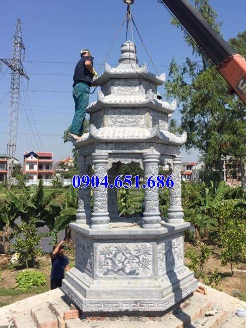 Địa chỉ bán, xây mộ đá hình tháp để tro cốt tại Đắk Nông uy tín chất lượng