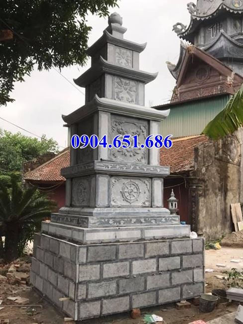 Địa chỉ bán, xây mộ tháp đá để tro cốt tại Đắk Nông uy tín chất lượng