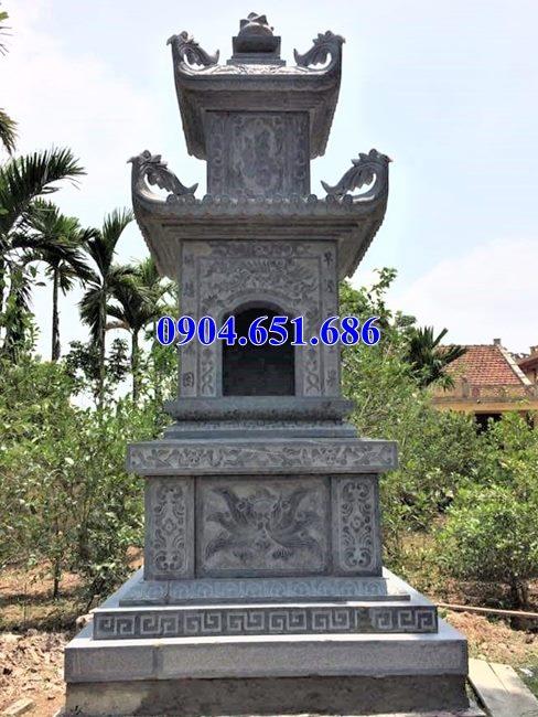 Giá bán mộ đá hình tháp phật giáo để tro cốt ở Lâm Đồng