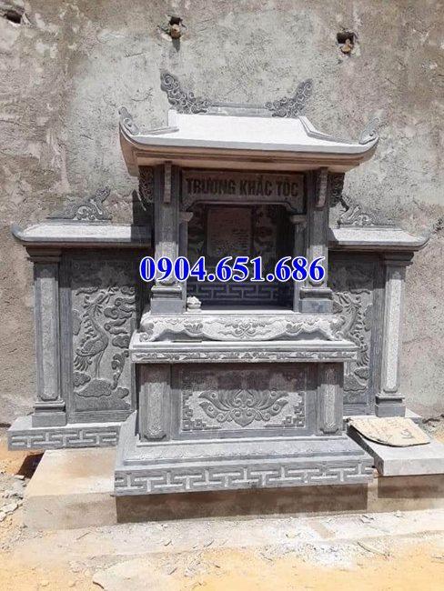 Kích thước cây hương thờ chung lăng mộ, nghĩa trang gia đình