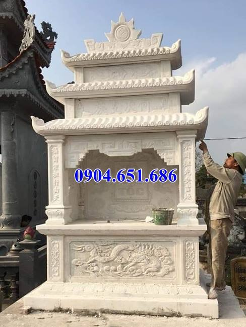 100 Mẫu Am thờ đá lăng mộ đẹp để tro cốt bán toàn quốc   Lăng mộ đá