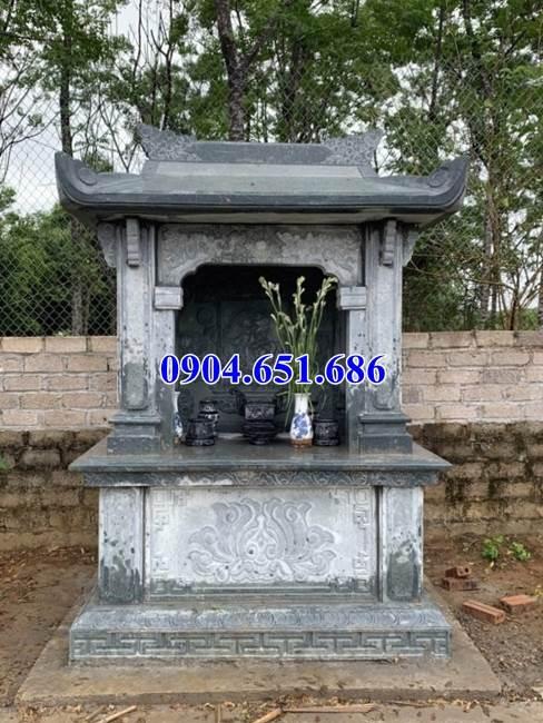 Mẫu lăng mộ đá để tro cốt bán tại Bình Phước 03 – Am thờ để tro cốt