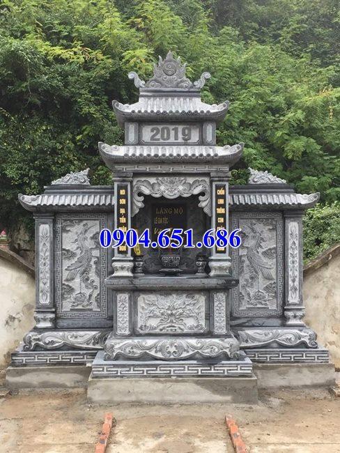 Mẫu lăng mộ đá Thanh Hóa giá rẻ tại Đá mỹ nghệ Ninh Bình