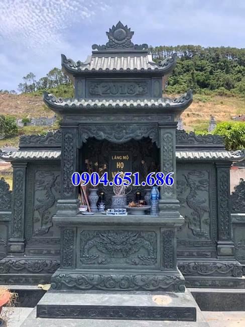 Mẫu lăng mộ đá gia đình bán tại Tây Ninh02 – Khu lăng mộ gia đình