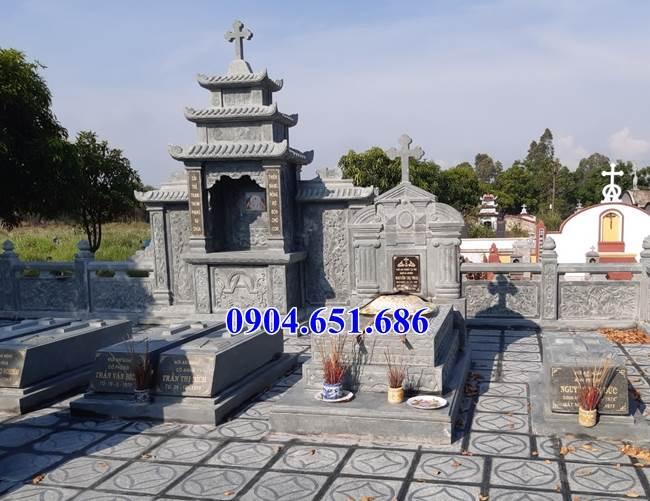 Mẫu mộ công giáo, lăng mộ đá công giáo đẹpMẫu mộ công giáo, lăng mộ đá công giáo đẹp
