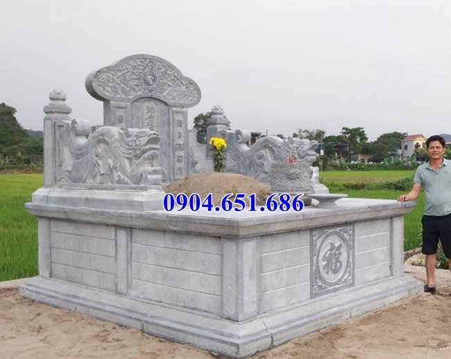 Nhận làm mộ đá, lăng mộ đá tại Sài Gòn uy tín chất lượng