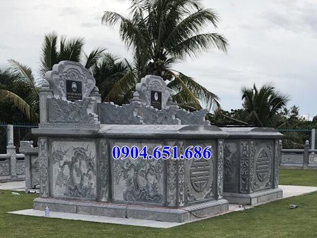Địa chỉ bán, xây mộ đá, nhà mồ đá tự nhiên tại Bình Phước uy tín chất lượng