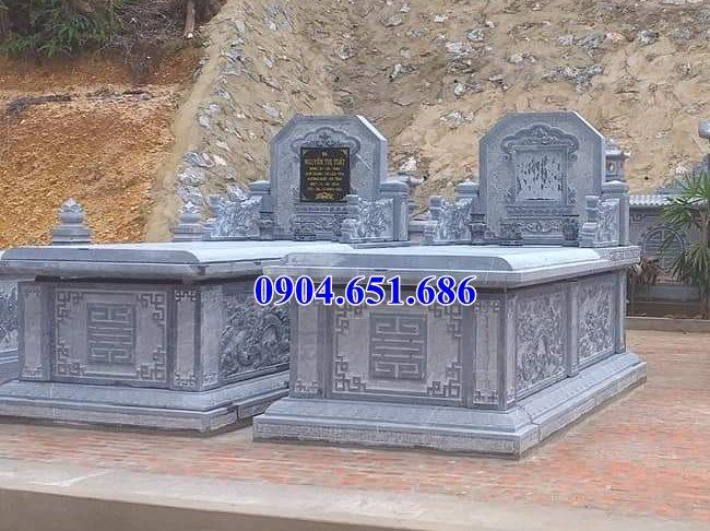 Địa chỉ bán, xây mộ đôi gia đình, nhà mồ song thân tại Bình Phướcuy tín chất lượng