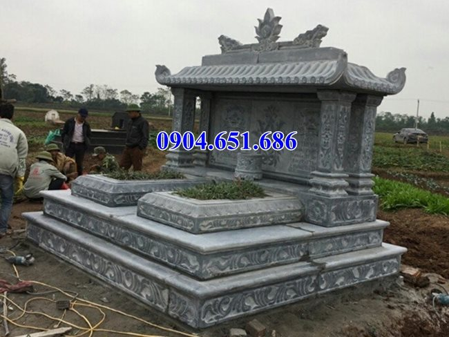 Giá mộ đôi gia đình, nhà mồ song thân bán tại Bình Phước