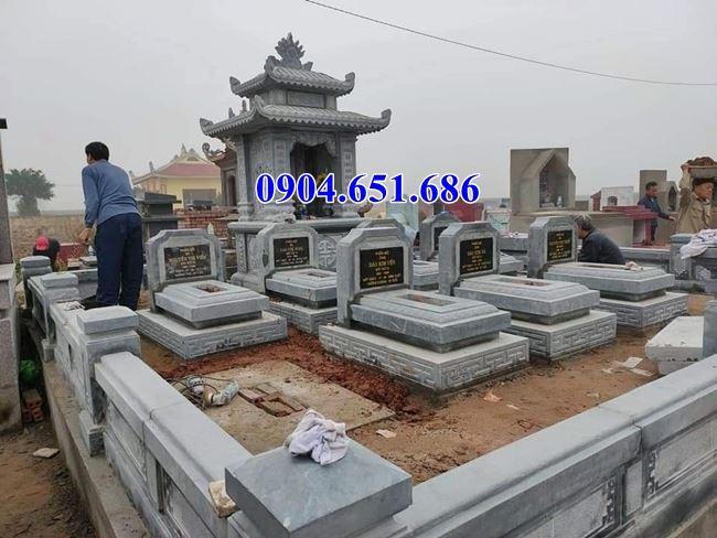 Giá nhà mồ, khu nhà mồ đá tự nhiên tại Bình Phước