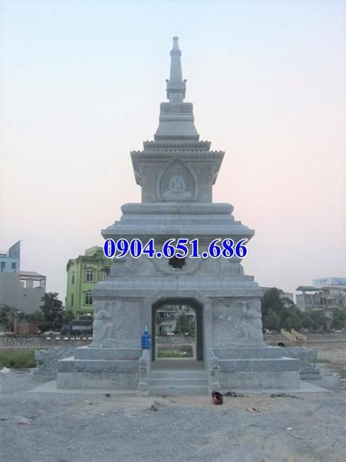 Mẫu bảo tháp đá bán tại Quảng Ninh– Bảo tháp đẹp để tro cốt