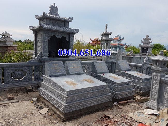 Mẫu mộ đá đơn giản đẹp bán tại Đồng Nai 03 – Mộ đá Ninh Bình