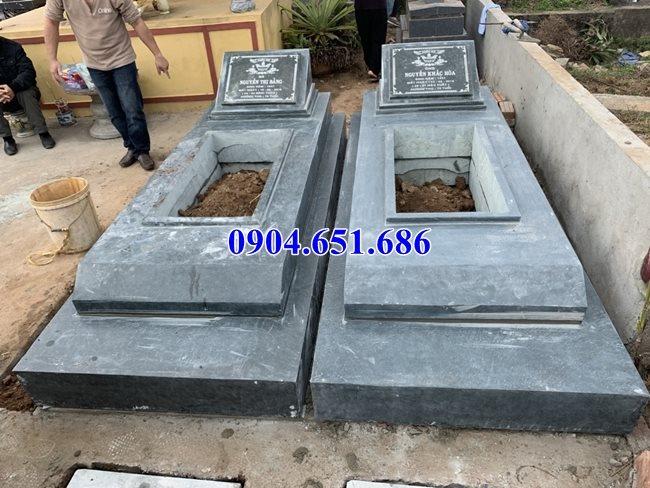 Mẫu mộ đá đơn giản đẹp bán tại Sài Gòn 03 – Mộ đá Ninh Bình