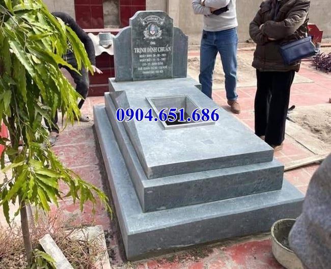 Mẫu mộ đá đẹp bán tại Long An 01 – Mộ đá đẹp Ninh Bình