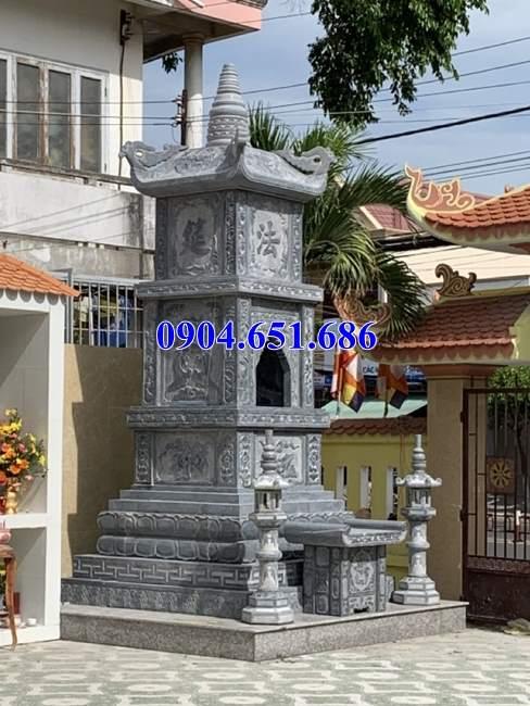 Mẫu mộ tháp đá để tro cốt bán tại Quảng Ninh – Xây tháp mộ để tro cốt