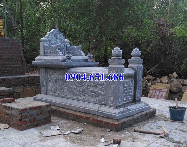Mẫu nhà mồ đá đơn giản đẹp bán tại Bình Phước 06 – Nhà mồ Bình Phước
