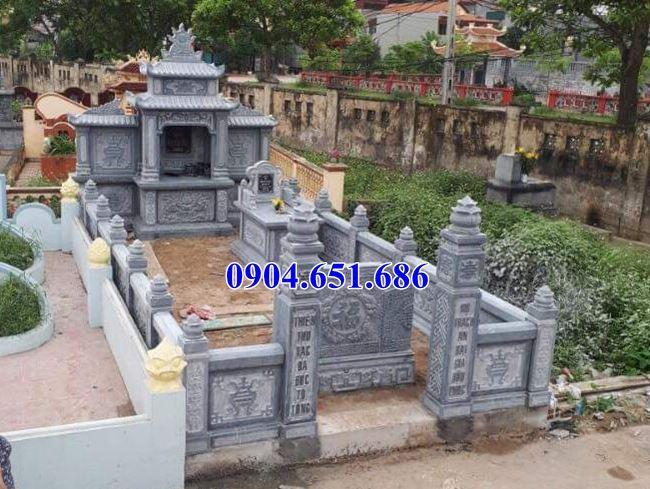 Mẫu nhà mồ đẹp bán tại Đồng Nai 07 – Khu nhà mồ gia đình