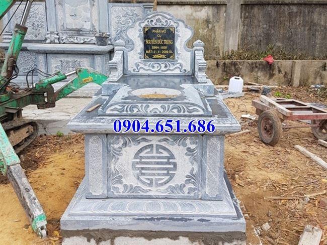Địa chỉ bán, xây mộ đá, nhà mồ bằng đá xanh Thanh Hóa tại Bà Rịa Vũng Tàu uy tín chất lượng