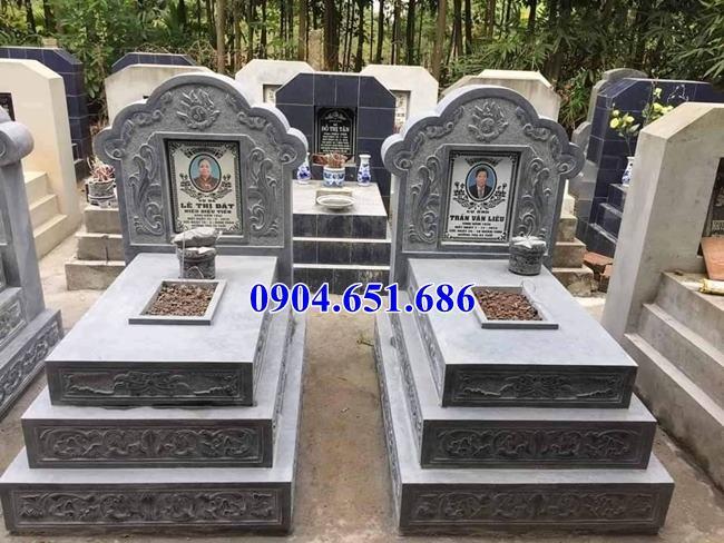 Giá mộ đá đôi gia đình bán tại Đắk Lắk
