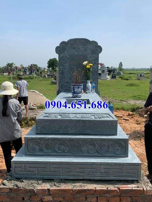 Mẫu mộ đá tam cấp đẹp bán tại Bà Rịa Vũng Tàu 08 – Lăng mộ đá đẹp