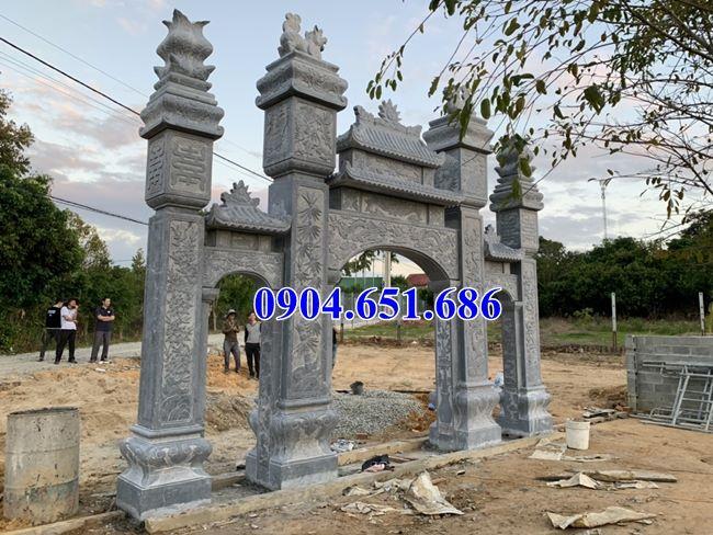 Địa chỉ bán cổng tam quan đá tại Sài Gòn uy tín chất lượng giá rẻ