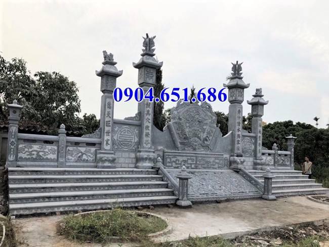 Địa chỉ bán, thiết kế, thi công lắp đặt cổng lăng mộ, nghĩa trang gia đình uy tín chất lượng
