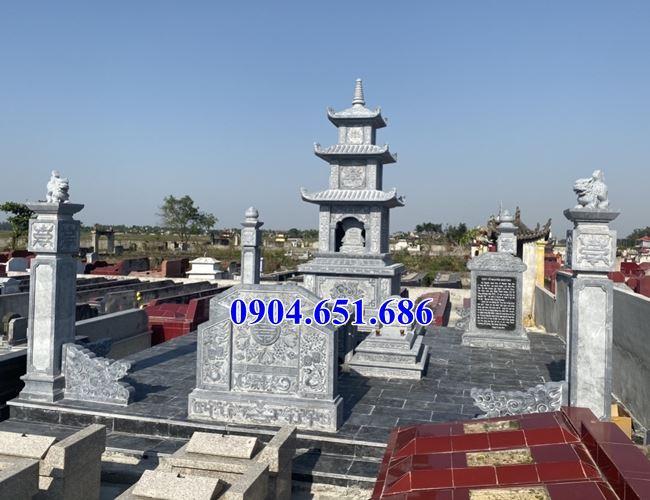 Khu mộ tháp đẹp cất để tro cốt đẹp giá rẻ bán toàn quốc