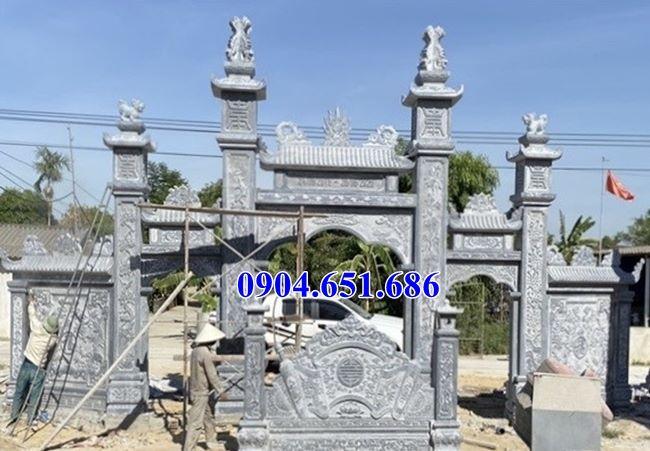 Mẫu cổng nhà thờ họ đẹp bán tại Hà Tĩnh