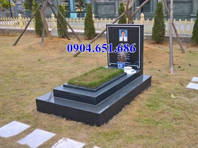 Mẫu mộ đá granite đẹp bán tại Đà Nẵng – Lăng mộ đá hoa cương