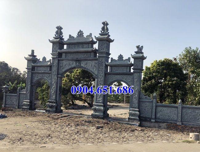 99 Mẫu cổng nhà thờ họ đẹp bán tại Bắc Ninh – Xây cổng đá nhà thờ họ tại Bắc Ninh